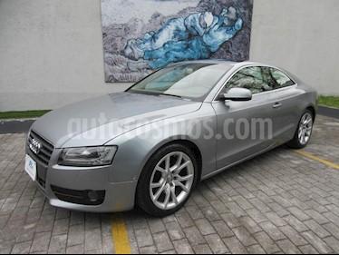 foto Audi A5 2.0T Luxury S-Tronic Quattro usado (2010) color Gris precio $209,000