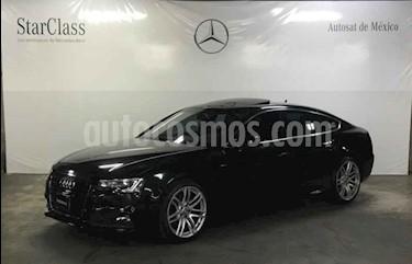 Foto venta Auto usado Audi A5 2.0T S-Line (190Hp) (2016) color Negro precio $499,000