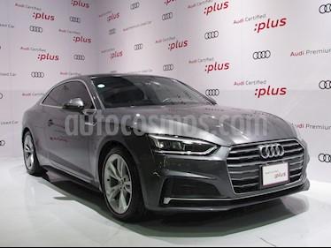 Foto venta Auto usado Audi A5 2.0T S-Line (190Hp) (2018) color Gris precio $570,000