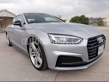 Foto venta Auto usado Audi A5 2.0T S-Line (252Hp) (2018) color Plata precio $679,000