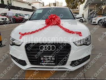 Foto venta Auto usado Audi A5 2.0T S-Line Multitronic (225Hp) (2016) color Blanco precio $420,000