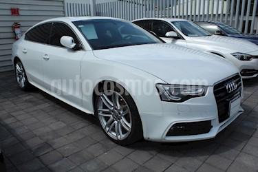 Foto venta Auto usado Audi A5 2.0T S-Line Quattro (211Hp) (2016) color Blanco precio $515,000
