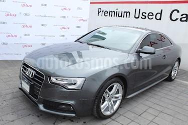 Foto venta Auto usado Audi A5 2.0T S-Line Quattro (211Hp) (2015) color Gris precio $440,000