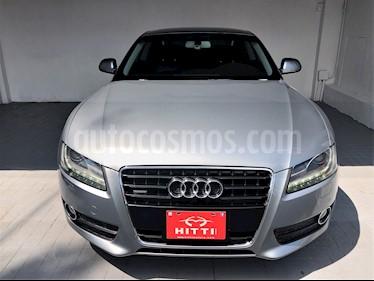 Foto venta Auto usado Audi A5 2.0T S-Line Quattro (211Hp) (2009) color Plata precio $219,000