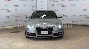 Foto Audi A5 2.0T S-Line Quattro (225Hp) usado (2016) color Gris precio $460,000