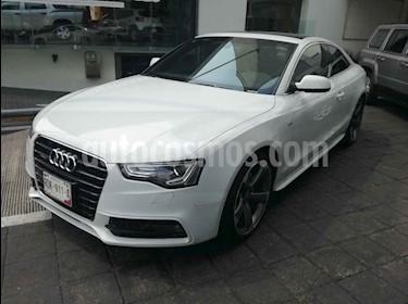 Foto Audi A5 2.0T S-Line Quattro (225Hp) usado (2013) color Blanco precio $285,000