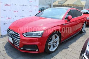 Foto venta Auto usado Audi A5 2.0T S Line Quattro (2018) color Rojo precio $675,000