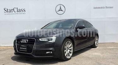Foto venta Auto usado Audi A5 2.0T S Line Quattro (2012) color Gris precio $249,900