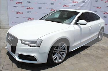 Foto venta Auto usado Audi A5 2.0T S Line Quattro (2016) color Blanco precio $450,000