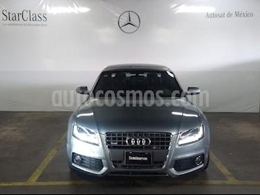 Foto venta Auto usado Audi A5 2.0T S Line Quattro (2011) color Plata precio $269,000