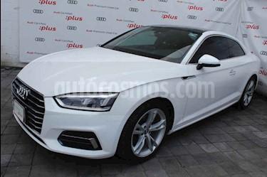 foto Audi A5 2.0T Select (190Hp) usado (2018) color Blanco precio $525,000