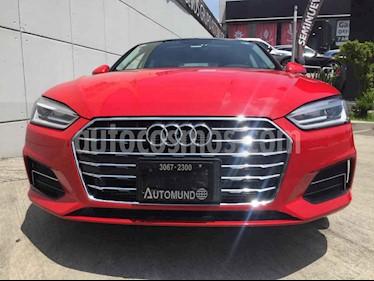 foto Audi A5 2.0T Select (190Hp) usado (2018) color Rojo precio $519,000