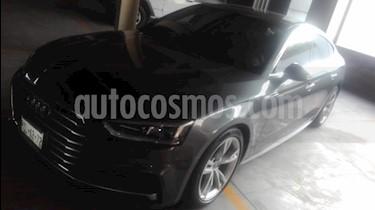 Foto venta Auto usado Audi A5 2.0T Select (190Hp) (2018) color Grafito precio $599,000