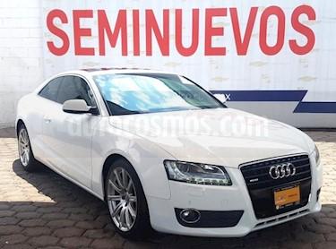 Foto venta Auto usado Audi A5 2p 30 Anos L4/2.0/211/Turbo S tronic Quattro (2011) color Blanco precio $225,000
