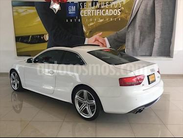 Foto venta Auto usado Audi A5 2p S Line L4/2.0/211/Turbo S tronic Quattro (2011) color Blanco precio $245,900