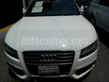Foto venta Auto usado Audi A5 2p S Line L4/2.0/211/Turbo S tronic Quattro (2011) color Blanco precio $275,900