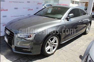 Foto venta Auto usado Audi A5 3.0T S-Line Quattro (272Hp) (2015) color Gris precio $420,000