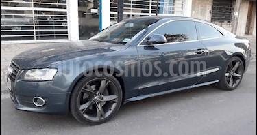 Foto Audi A5 3.2 Quattro Tiptronic usado (2008) color Gris Quarzo precio $878.000