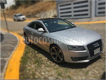 Audi A5 3.2L Elite Tiptronic Quattro usado (2008) color Plata Hielo precio $205,000