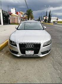 Foto Audi A5 3.2L Elite usado (2009) color Plata Hielo precio $165,000