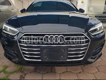 Foto venta Auto usado Audi A5 5p S Line L4/2.0/252/T Aut Quattro (2018) color Negro precio $610,000