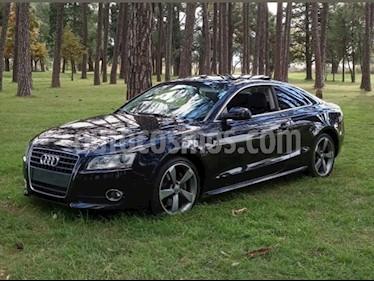 foto Audi A5 2.0 T FSI usado (2010) color Negro precio $1.880.000