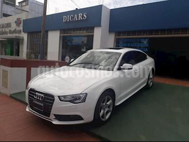 Foto Audi A5 S5 3.0 T FSI  usado (2012) color Blanco precio $1.300.000