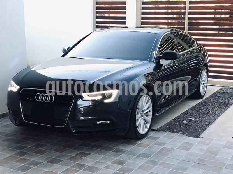 Audi A5 Sportback 3.0 T FSI Quattro S-tronic usado (2014) color Azul precio $3.300