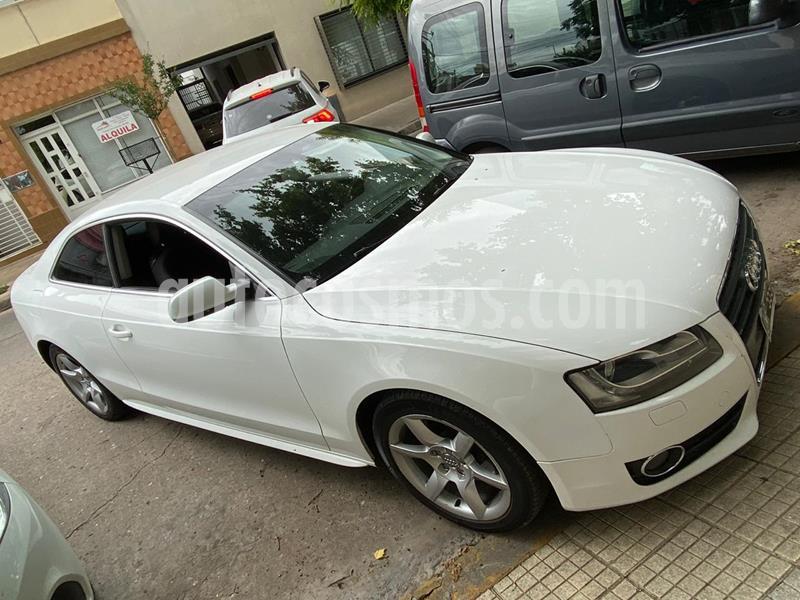 Audi A5 2.0 T FSI usado (2011) color Blanco Ibis precio $1.500.000
