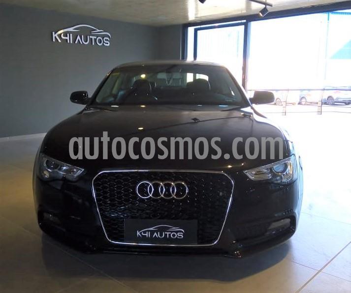 Audi A5 2.0 T FSI Multitronic usado (2012) color Negro precio $4.042.500