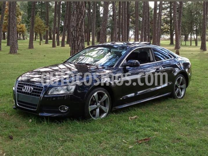 Audi A5 2.0 T FSI usado (2010) color Negro precio $2.470.000