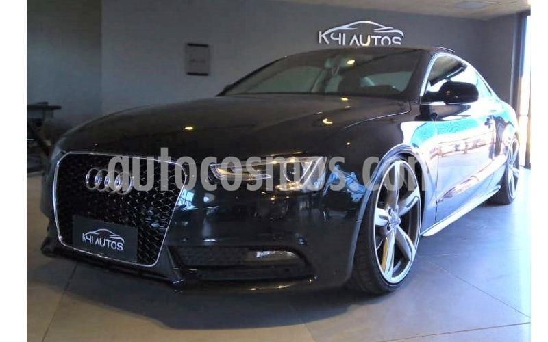Audi A5 2.0 T FSI Multitronic usado (2012) color Negro precio u$s24.500
