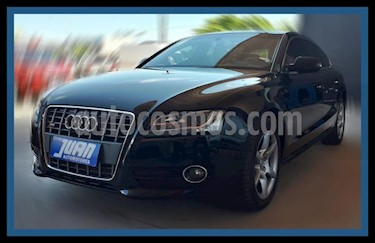 Audi A5 S5 3.0 T FSI  usado (2011) color Negro precio $1.540.000
