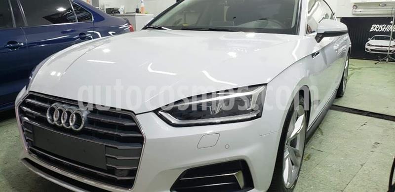 Audi A5 2.0 T FSI S-tronic Sportback Quattro usado (2017) color Blanco precio u$s48.000