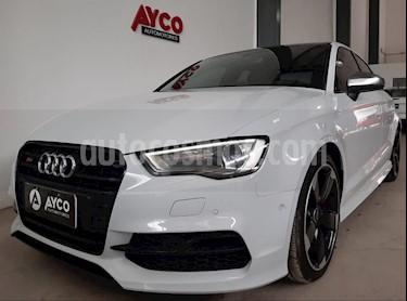 Audi A5 2.0 T FSI Quattro S-tronic usado (2016) color Blanco Ibis