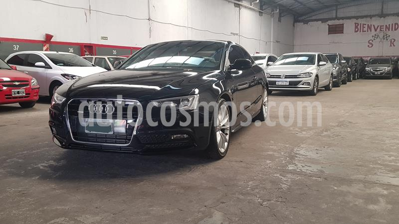 Audi A5 2.0 T FSI S-tronic Coupe Quattro usado (2013) color Negro precio u$s24.800
