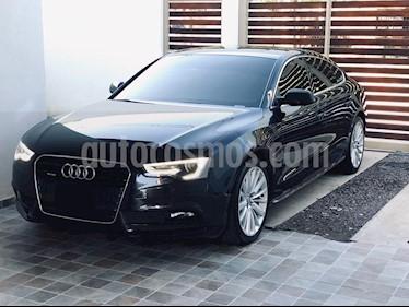 Audi A5 Sportback 3.0 T FSI Quattro S-tronic usado (2014) color Azul precio $1.890.000