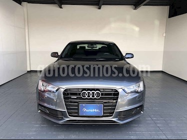 Audi A5 2p Trendy Plus L4/2.0/T Aut usado (2016) color Gris precio $449,000