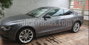 Audi A5 2.0T Trendy Plus Multitronic (225Hp) usado (2014) color Gris precio $345,000