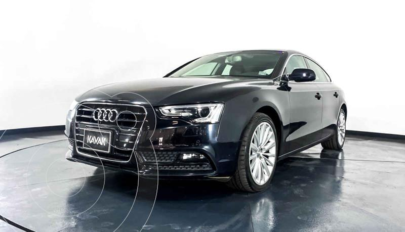 Foto Audi A5 Sportback 1.8T Luxury Multitronic usado (2014) color Negro precio $312,999