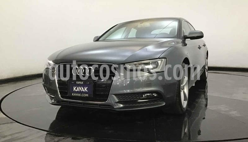 Audi A5 2.0T Luxury Multitronic usado (2013) color Plata precio $312,999