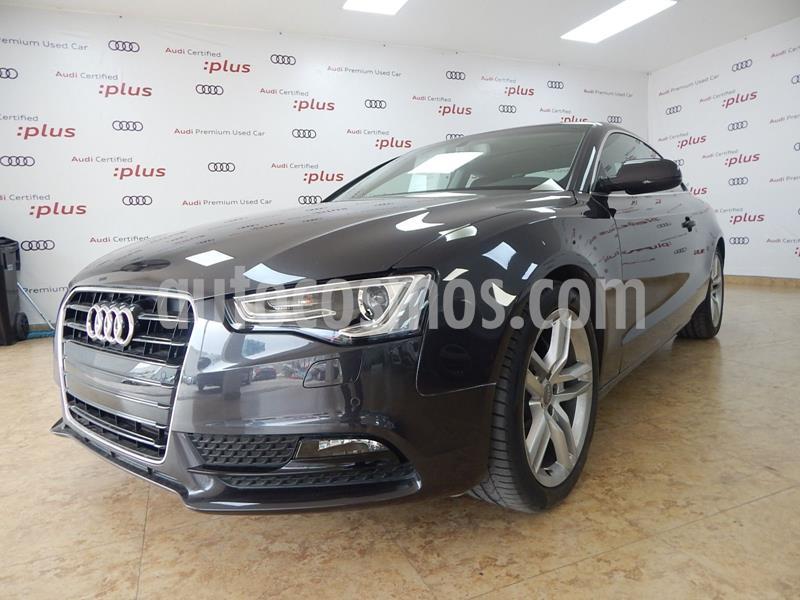Audi A5 2.0T Luxury Multitronic usado (2013) color Gris Oscuro precio $275,000