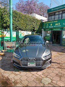 Audi A5 Sportback 2.0T S-Line Quattro (225Hp) usado (2018) color Gris Lava precio $585,975