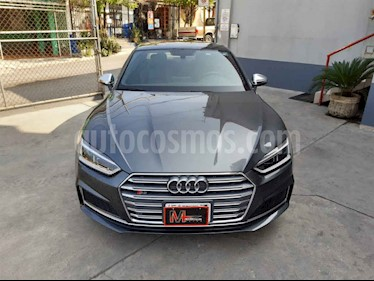 Audi A5 3.0T S-Line Quattro (272Hp) usado (2018) color Gris precio $790,000