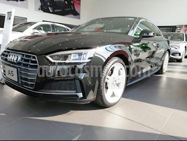 Audi A5 45 TFSI S-Line nuevo color Negro precio $904,900