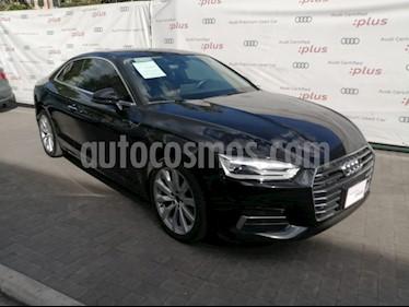 Audi A5 2.0T Select (190Hp) usado (2018) color Negro precio $499,000