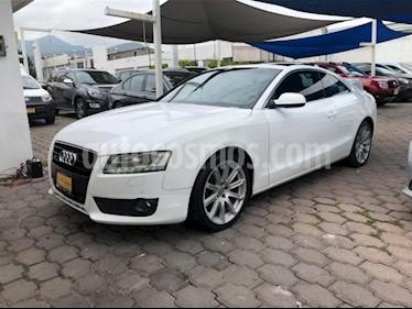 Audi A5 2P 30 ANOS L4/2.0/211/TURBO S TRONIC QUATTRO usado (2011) color Blanco precio $215,000