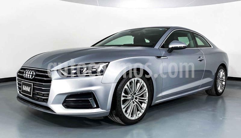 Audi A5 2.0T Select (190Hp) usado (2018) color Gris precio $492,999