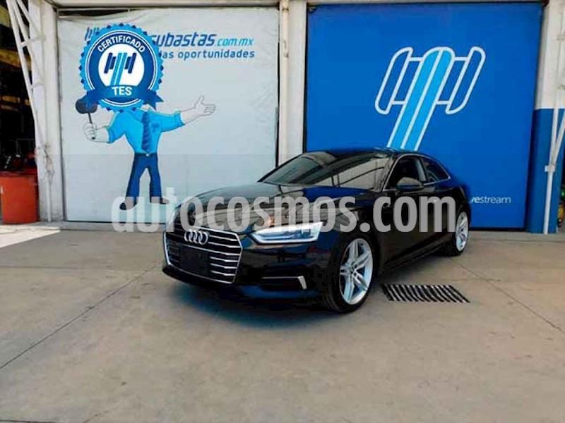 Audi A5 2.0T Select (190Hp) usado (2018) color Negro precio $230,000