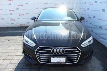 Audi A5 5p Select L4/2.0/T Aut usado (2018) color Negro precio $480,000